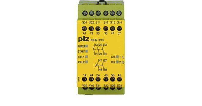 774545 Pilz - PNOZ XV3-Relay an toàn