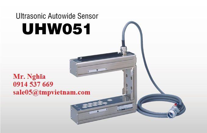 Cảm biến chỉnh biên Nireco UHW051 - Nireco Vietnam