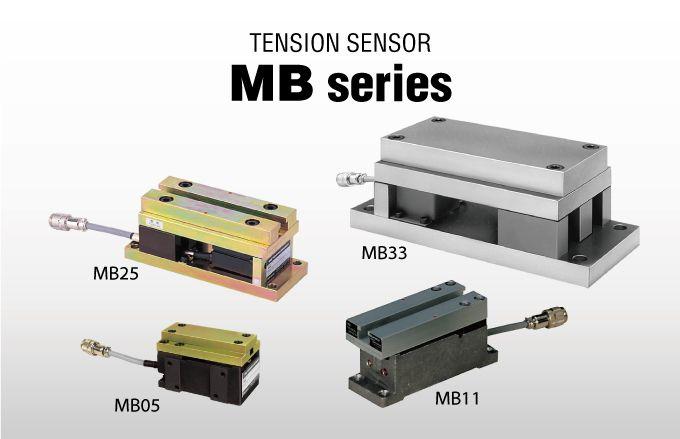 Cảm biến lực căng MB05B / MB05A / MB11B / MB11A