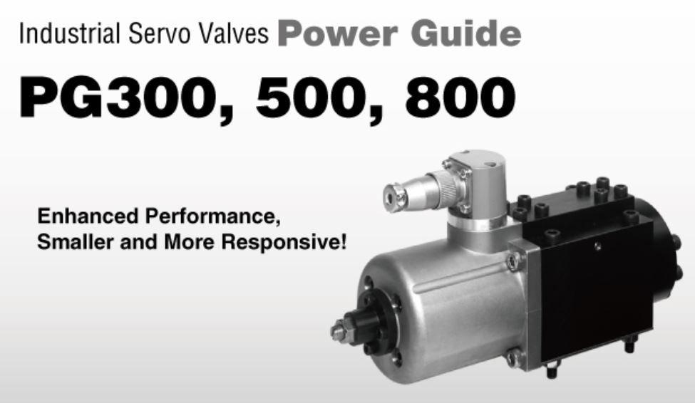 PG1800-Van điều khiển servo valve Nireco PG1800- Đại lý Nireco Việt Nam
