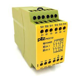 Relay an toàn PILZ PNOZ X3 774310