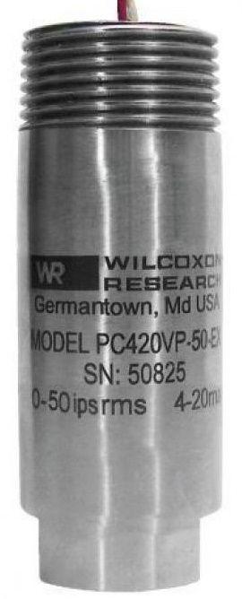 Cảm biến Wilcoxon PC420VP-50-EX tại Việt Nam