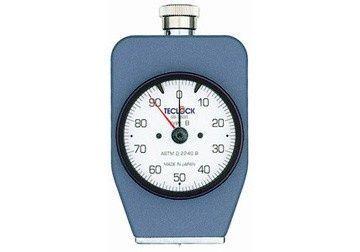 Đồng hồ đo độ cứng cao su TECLOCK GS-702N