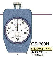 Đồng hồ đo độ cứng cao su TECLOCK GS-709N