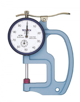 Đồng hồ đo độ dày Teclock SM-528LS