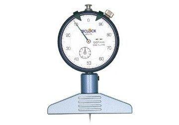 Đồng hồ đo độ sâu Teclock DM-210