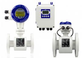 Đồng hồ đo lưu lượng điện từ Riels RIF100-Đại lý Riels