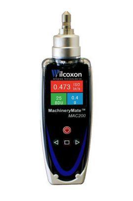 Máy đo độ rung cầm tay Wilcoxon MAC200