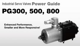 PG1800_Van điều khiển servo valve Nireco PG1800-Nireco Việt Nam