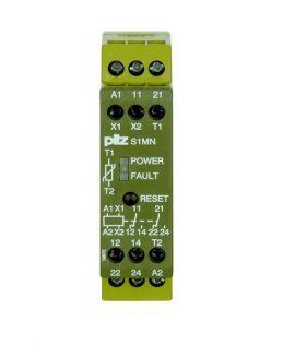 Relays an toàn PILZ 839410 S1MN Ex 110VAC 2c/o