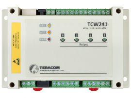 Thiết bị giám sát từ xa Teracom-Mô-đun Ethernet IO TCW241