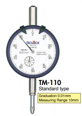 TM-110 Teclock-Đồng hồ so Teclock-Dial Indicators Teclock
