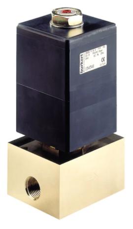 Van điều khiển điện từ Burkert type 2836