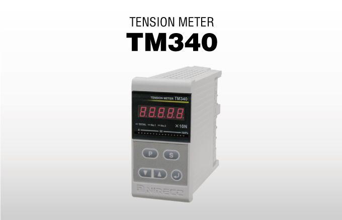 TM340 Nireco -Đồng hồ hiển thị lực căng Nireco-Nireco Vietnam